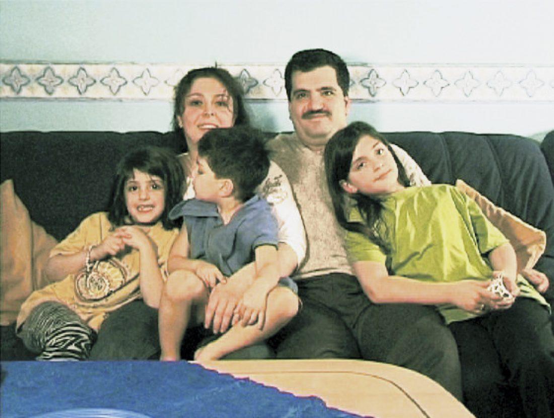 Familie Tezcan [The Tezcan Family]