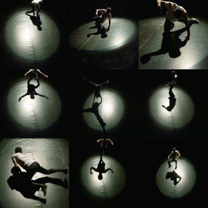 Der Mann, der über seinen Schatten springen wollte [The man who wanted to jump over his shadow]