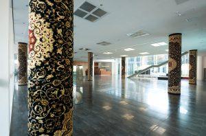 Teppichsäulen [Carpet Column]