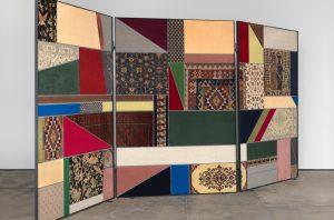 Paravent, Social Fabric [Room-Divider, Social Fabric]